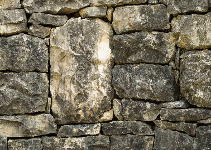Texture grunge des briques en pierre photographie stock
