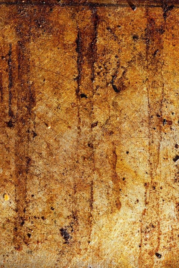Texture grunge en métal image libre de droits