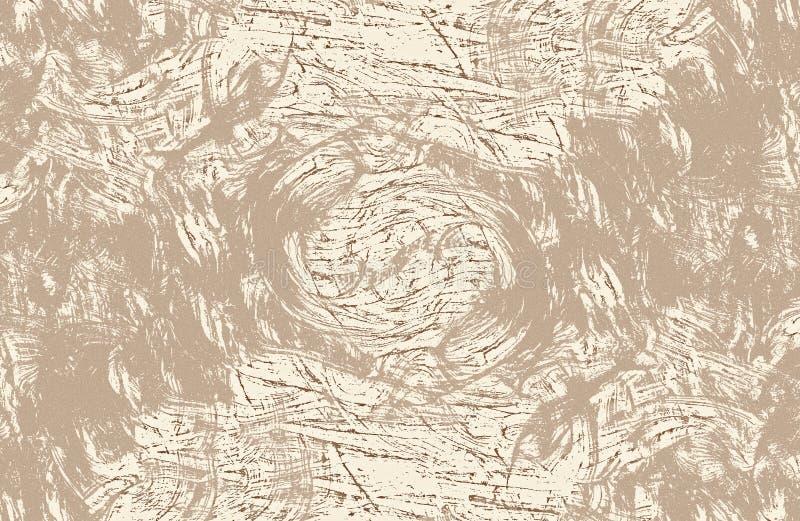 Texture grunge Fond abstrait ray? illustration libre de droits