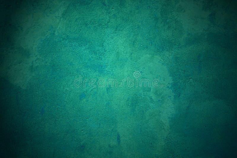 Texture grunge vert-bleu illustration stock