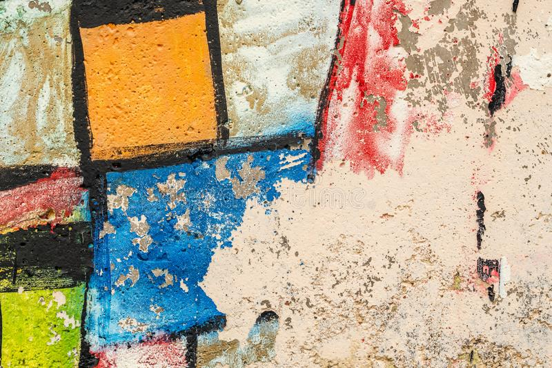 Texture of grungy wall royalty free stock photography