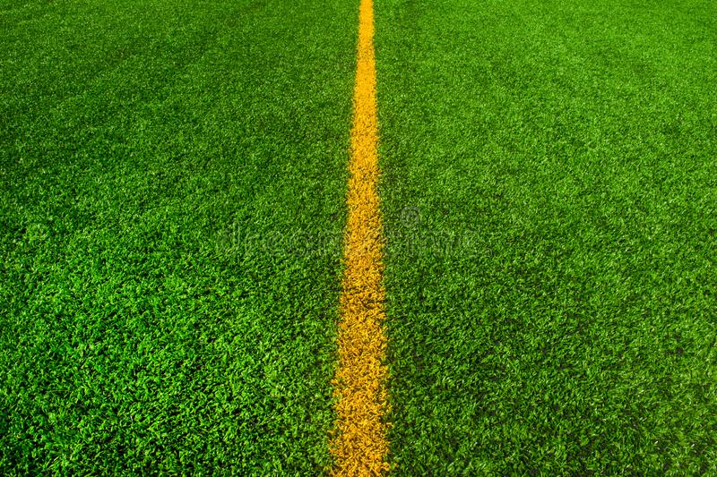 Texture of the herb cover sports in tennis, golf, baseball, field hockey, football, cricket, rugby, soccer stock image