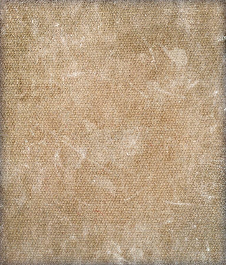 Texture hessoise pâle image libre de droits