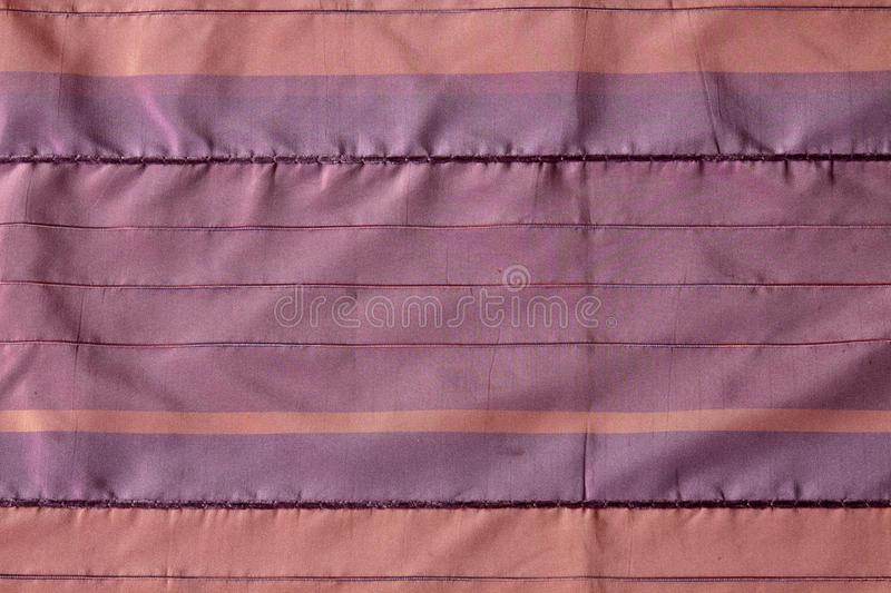 Texture Of Homemade Tablecloth Royalty Free Stock Image