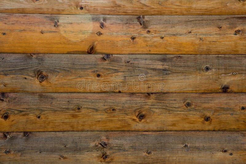 Texture horizontal wooden boards stock photos