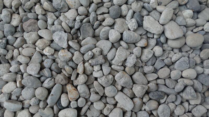 Texture horizontale de fond de vieux mur moderne de roche Fin vers le haut Copiez l'espace Maçonnerie texturisée images stock