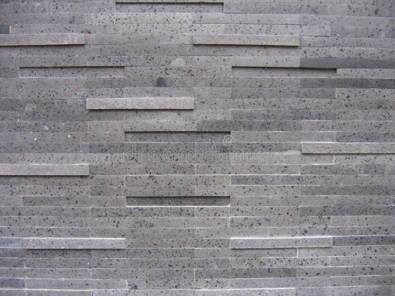 Texture horizontale de pierre de noir de 2 Andesit image stock