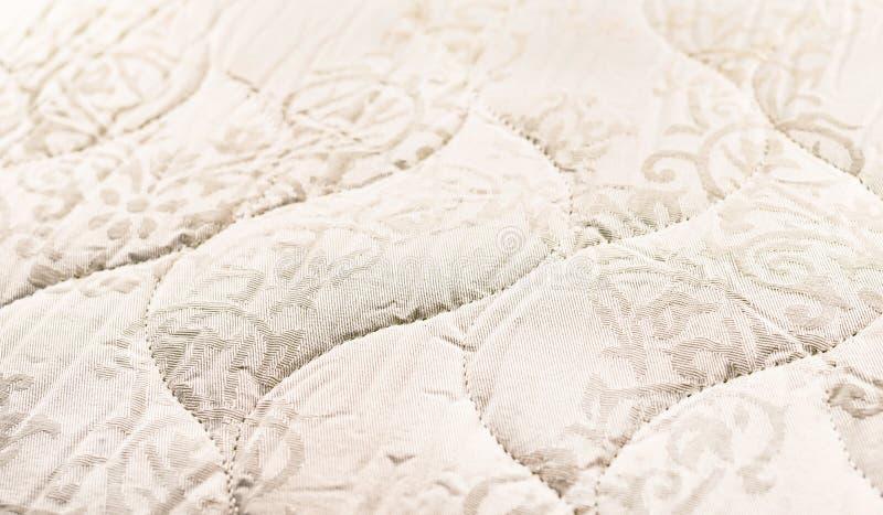 Soft orthopedic springless mattress. The texture i - s a soft orthopedic springless mattress royalty free stock photos