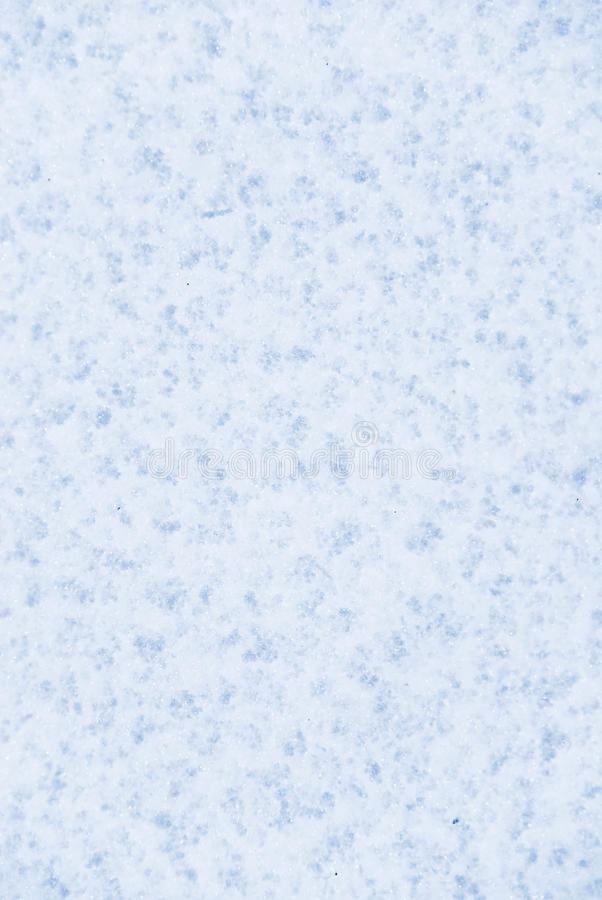 Texture of icy snow royalty free stock image