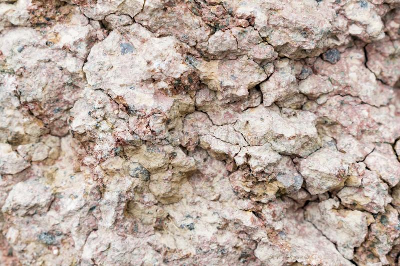 Texture image of the stone surface. Textural image of the surface of the stone destroyed by time royalty free stock images