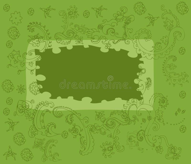 Texture indienne 2 illustration de vecteur