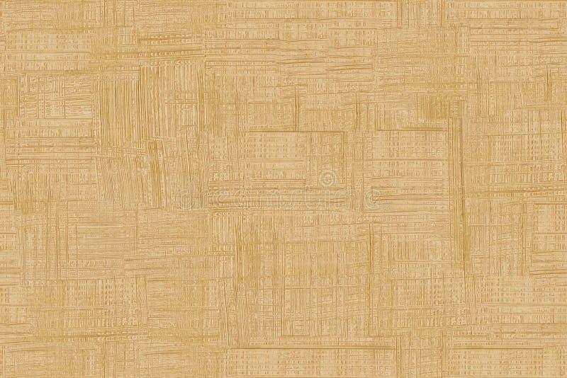 Texture jaune de stuc images libres de droits