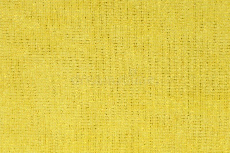 Download Texture jaune de tissu image stock. Image du surface - 45359075