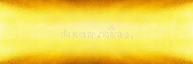 texture légère élégante horizontale d'or pour le fond et la conception photo libre de droits