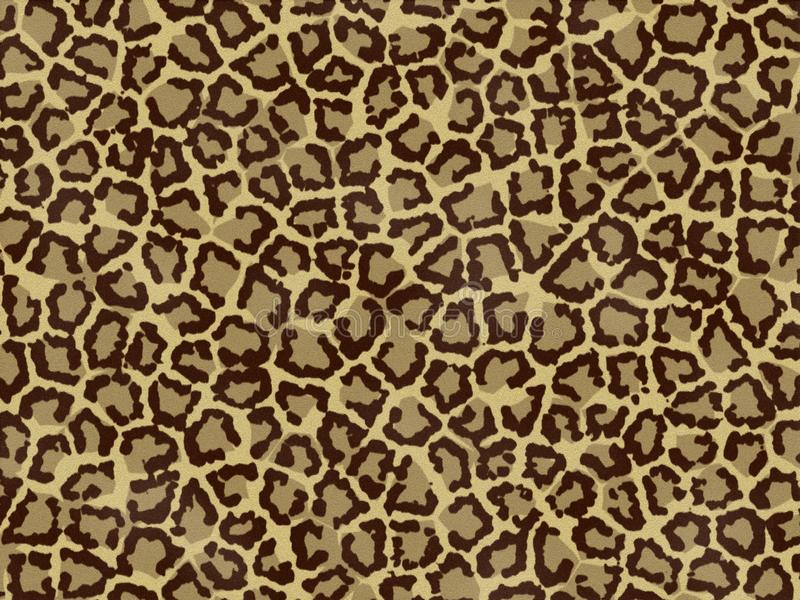 Texture leopard royalty free stock image