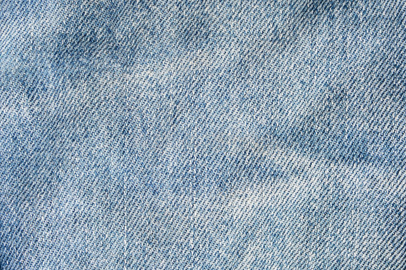Texture Of Light Blue Jeans Closeup Stock Photo - Image ...