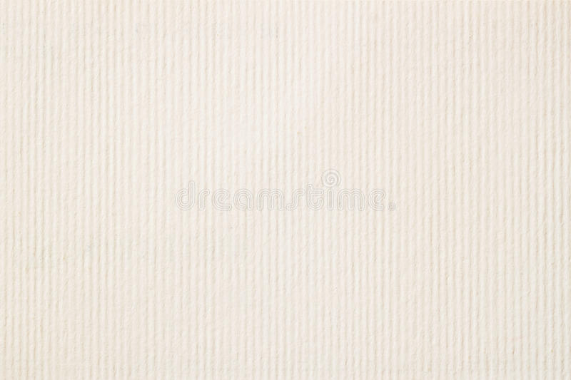 Texture of light cream in a strip paper, gentle shade for watercolor and artwork. Modern background, backdrop, substrate stock photos