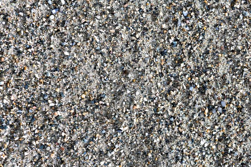the texture is light gray sand or earth royalty free stock photos