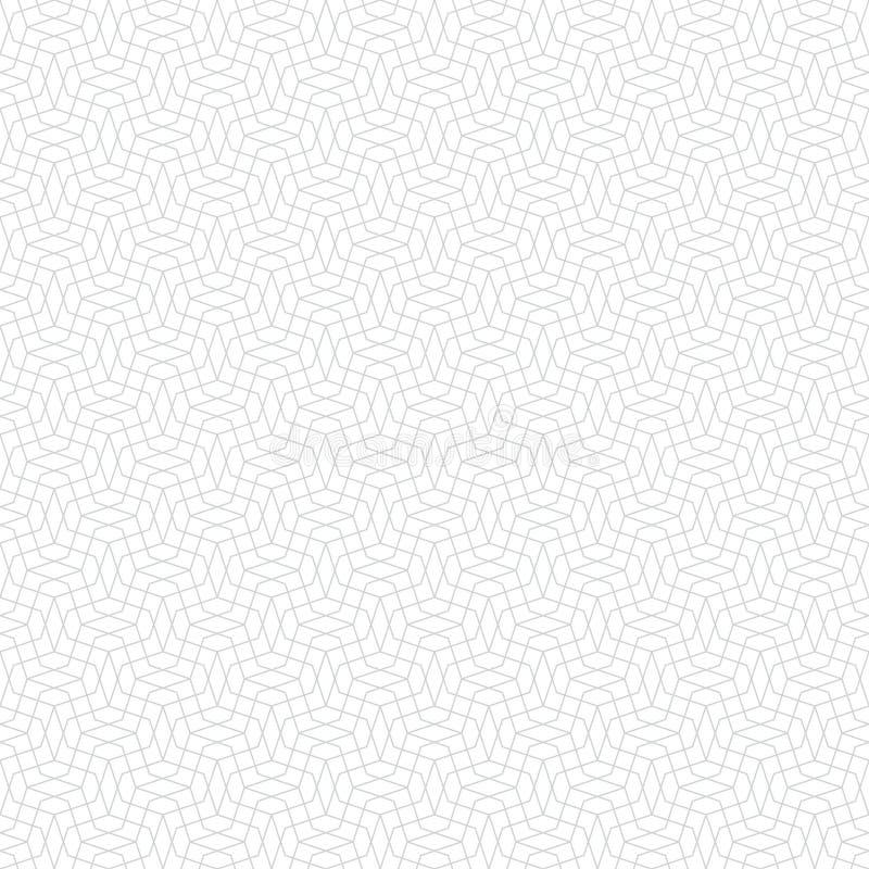 Texture linéaire simple illustration stock