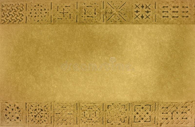 Download Texture Médiévale Encadrée D'ornements Image stock - Image du ornement, concret: 8658609