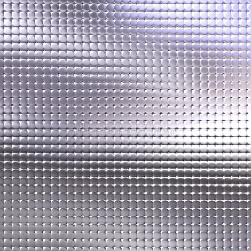 Texture métallique illustration libre de droits