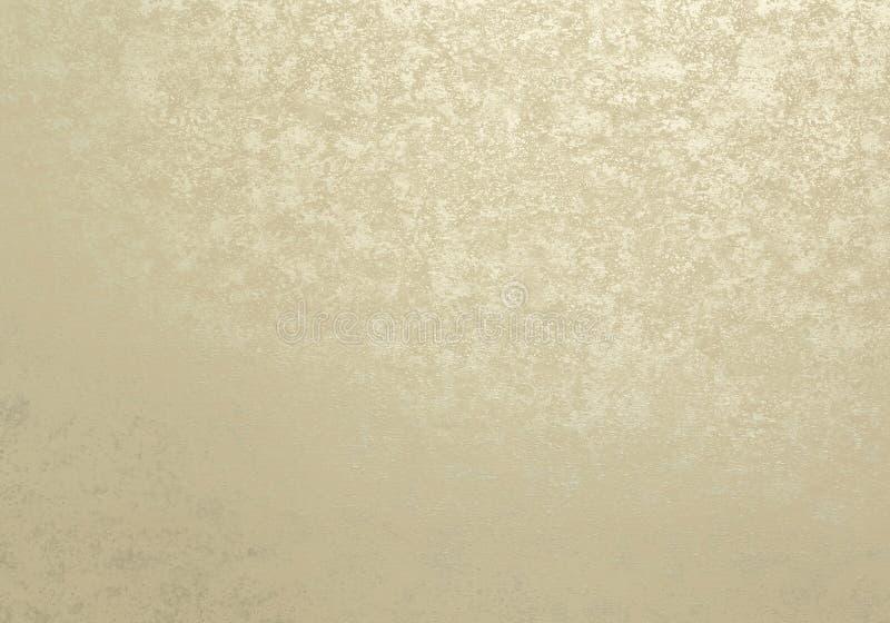 Texture métallique de mur de champagne de tortue de Faux photos libres de droits