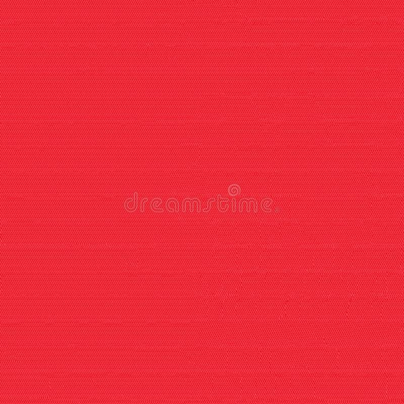 Red fabric seamless texture. Texture map for 3d and 2d vector illustration