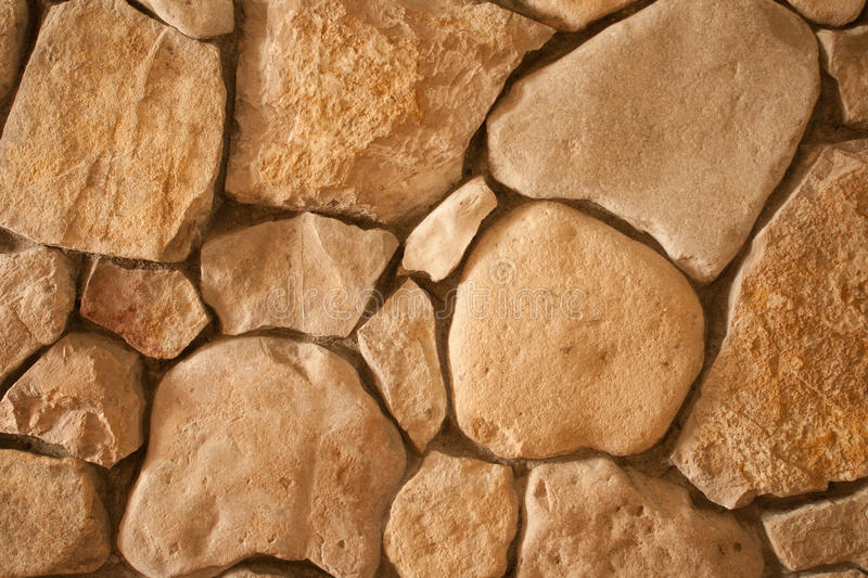 The texture of masonry stock photo