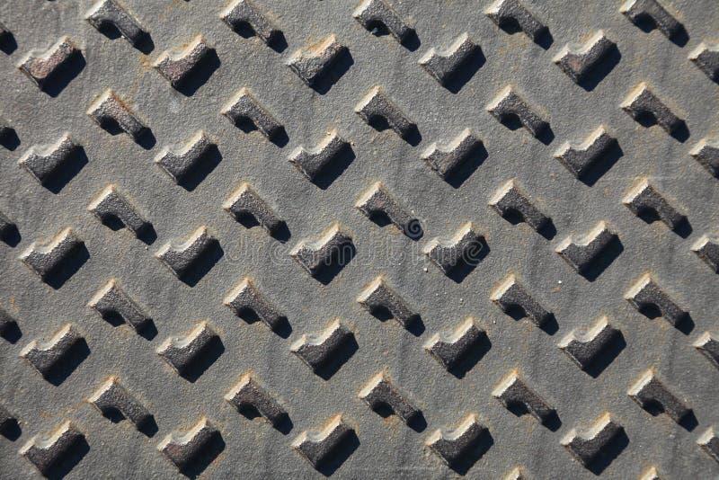 Texture of metal stock photography