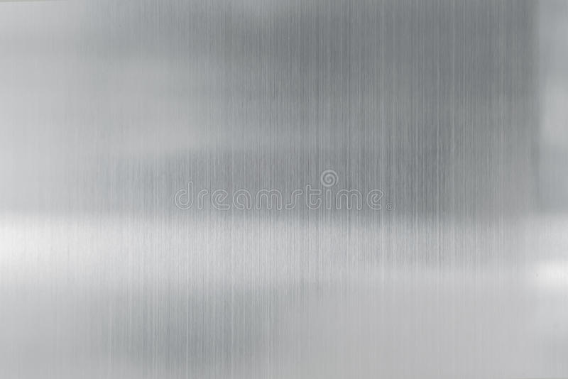 texture metal background of brushed steel plate royalty free stock photography