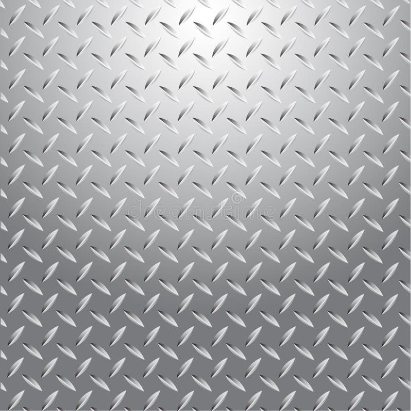Texture Metal Background Seamless 2 royalty free illustration