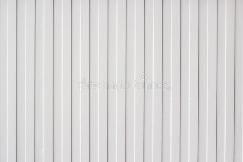 Texture metal corrugated sheet royalty free stock photography