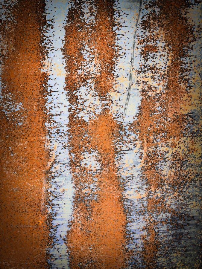 Texture of metal erosion. Grunge backdrop. royalty free stock photos