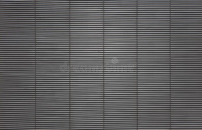 Texture of metal vent grill stock photography