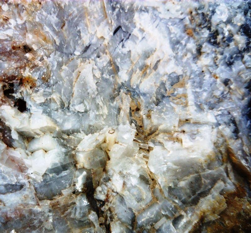 Texture minérale abstraite de pierre à macadam photographie stock libre de droits