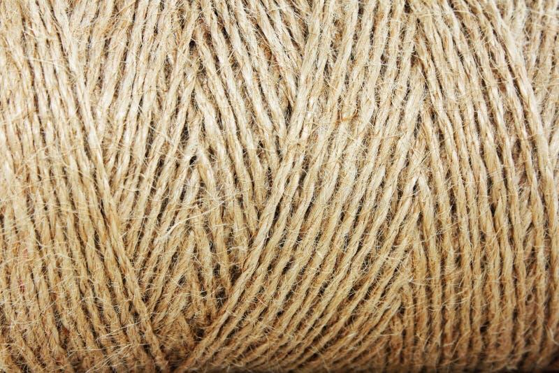 Texture mince de corde images libres de droits