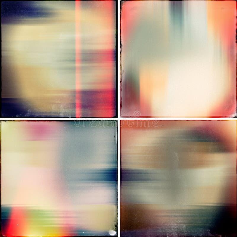 Texture moyenne de film de format image libre de droits