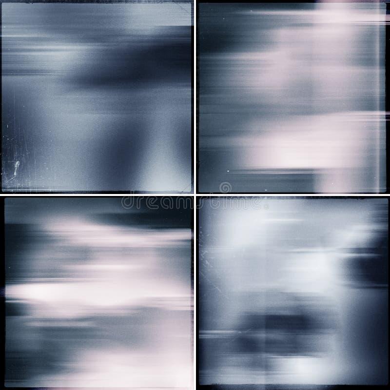 Texture moyenne de film de format photos stock