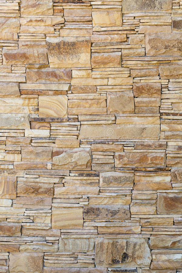 Texture of natural sandstone wall royalty free stock image