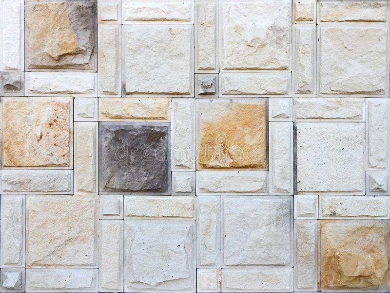Texture of natural stone stock photo