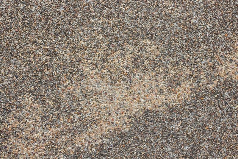 Texture naturelle de sable de mer, vieille surface approximative de texture d'exposer photographie stock libre de droits