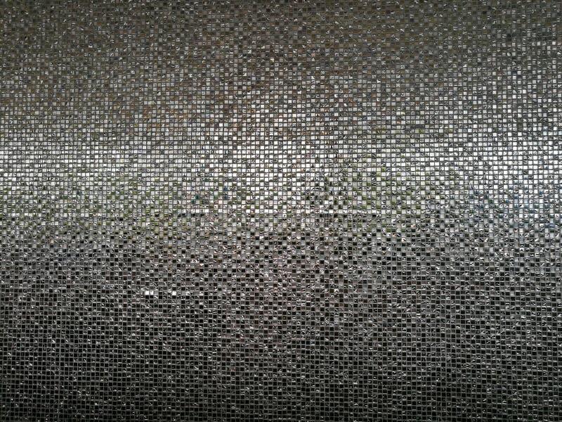 Texture noire de carreaux de céramique pour le modèle et le fond image stock
