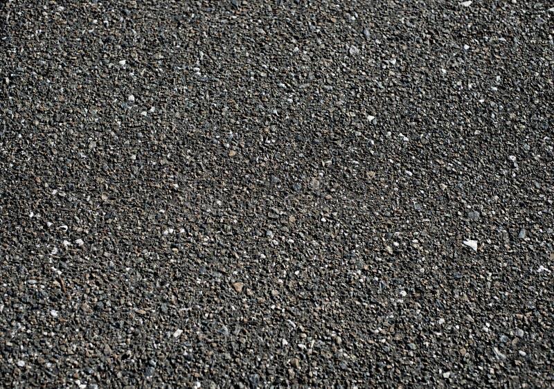 Texture noire de fond de route, asphalte photos stock