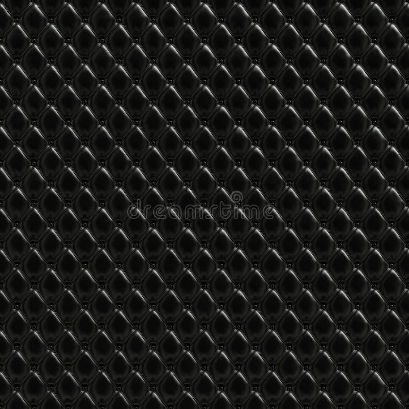 Texture noire de remplissage illustration libre de droits