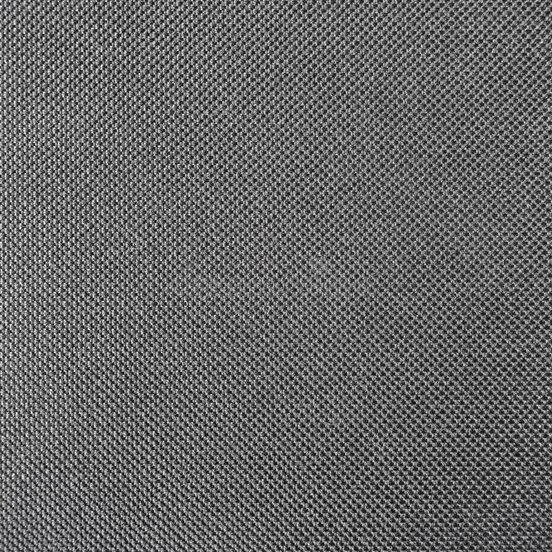 Texture noire de tissu photos libres de droits
