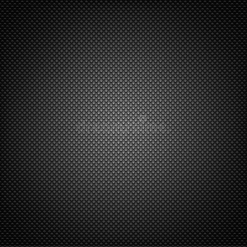 Texture noire en métal image libre de droits