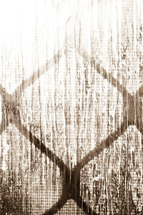 Texture noire et blanche avec la configuration de diamant photos stock