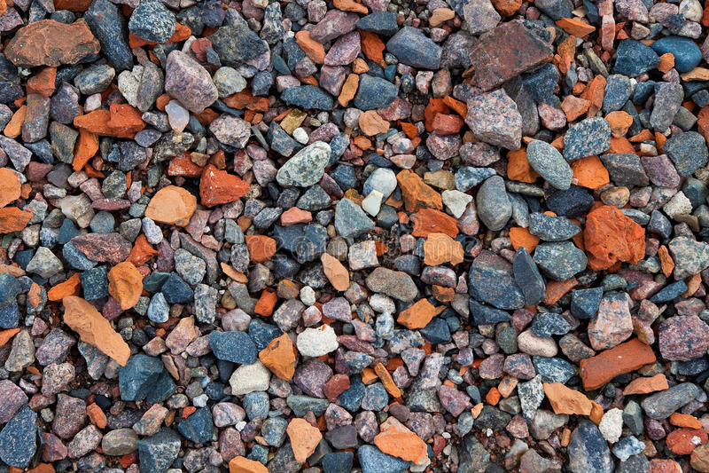 Download Texture normale de gravier image stock. Image du brun - 11282765