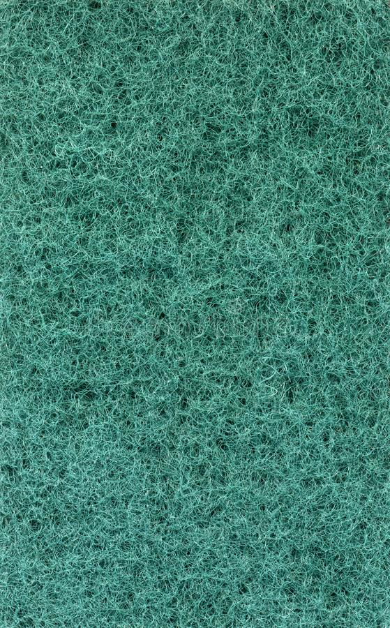 Free Texture Of Green Sponge For Washing Dishes, Close-up Royalty Free Stock Images - 160616569