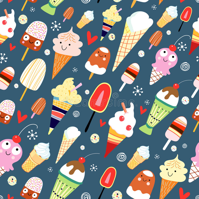 Free Texture Of Ice Cream Stock Photos - 23061653